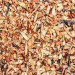 סוגים שונים של שבבי עץ